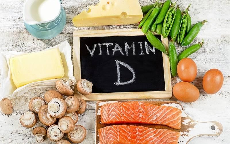 ビタミンDを摂ると気持ちが明るくなる?
